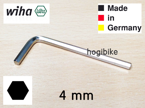 -독일제품- 4mm 육각렌치 German WIHA Hex Wrench